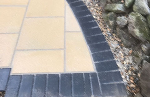 Patio Installation in Hertfordshire